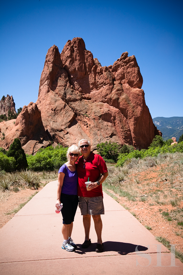 Colorado, Garden of the Gods