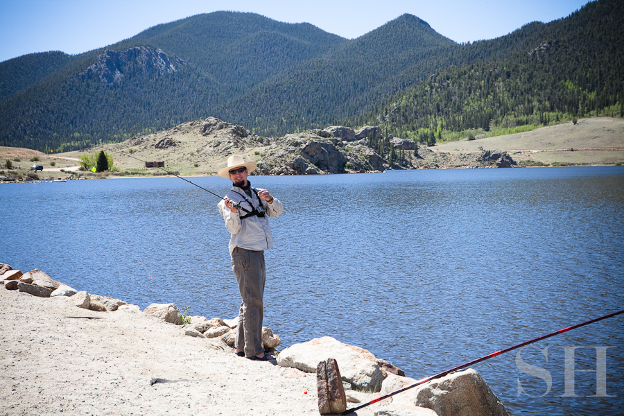 Colorado, fishing, mountains