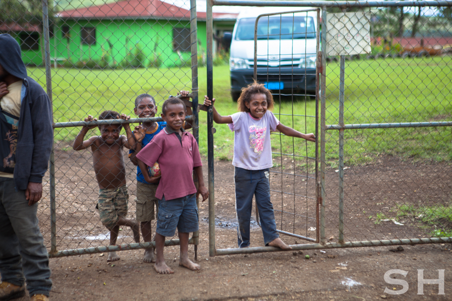 Papua New Guinea, Children