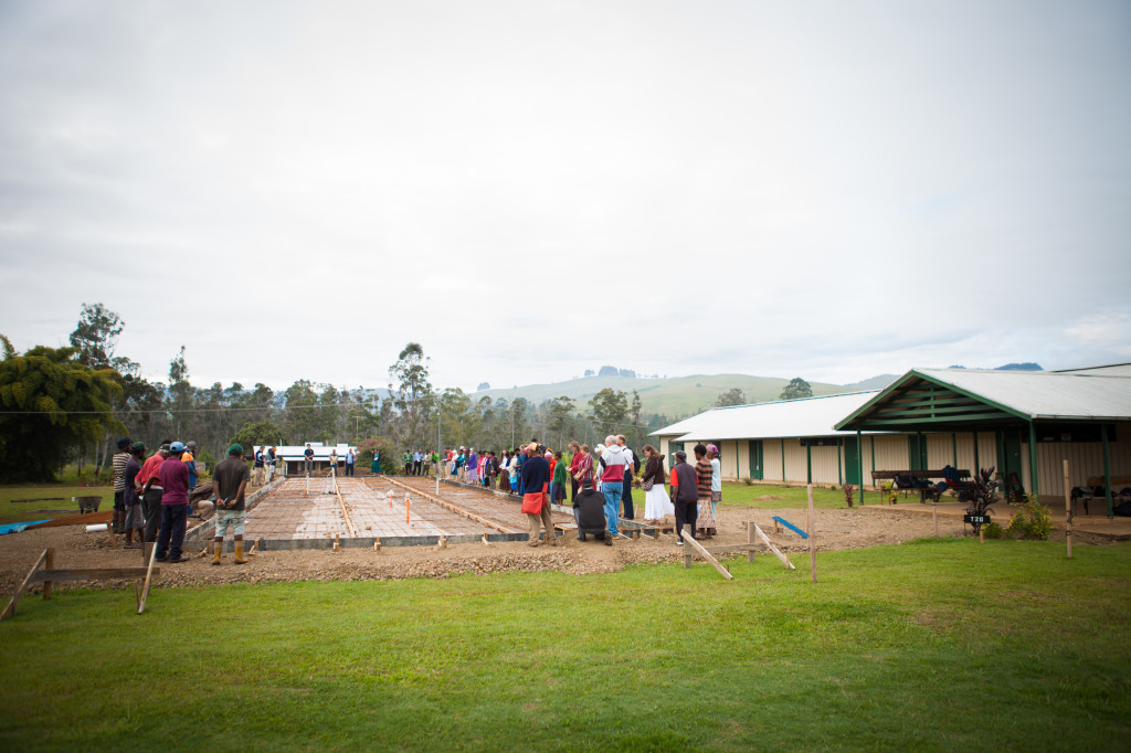 Ukarumpa Training Centre, Classroom, Founfation