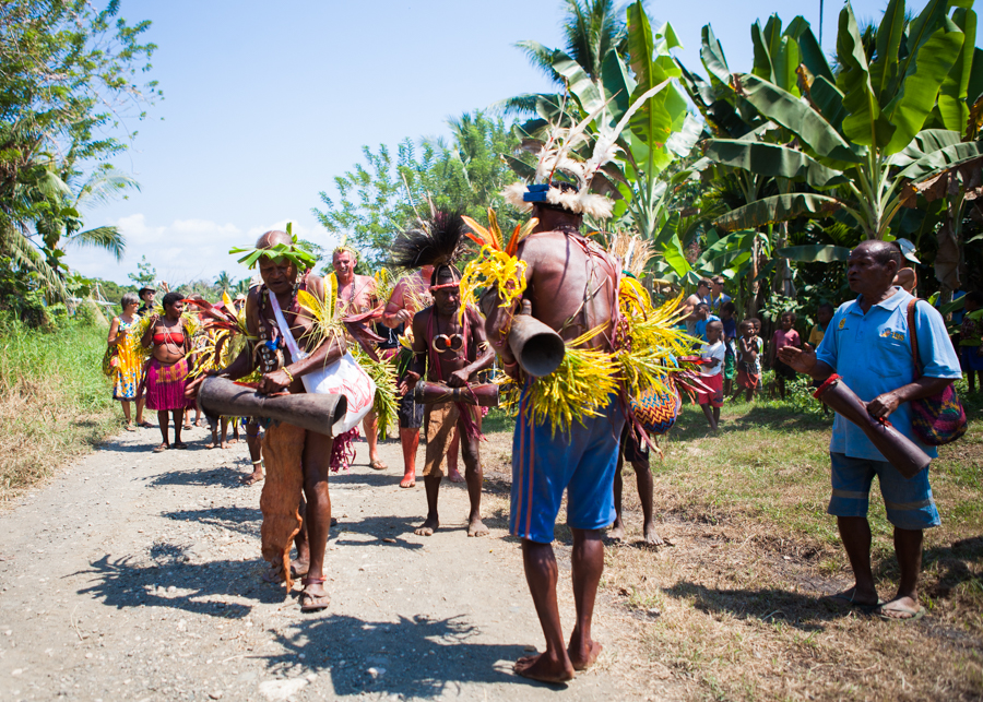 Anjam, Dedication, Bible Dedication, Bible Translation, Audio Recording, Papua New Guinea, Traditional Dress